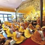 sangha-buddhahalle