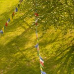 Prayer Flags Spring
